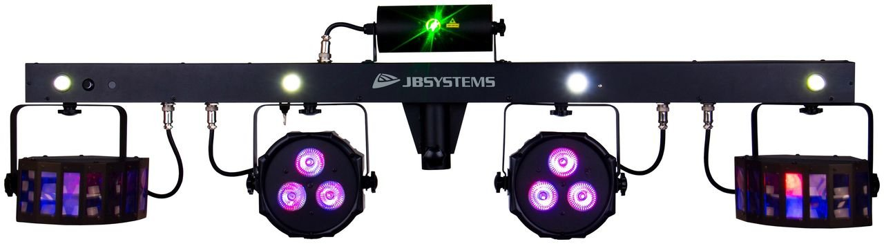 JB Systems Party Bar licht led effect